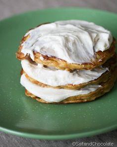 Single Lady Pancake | Breakfast | Pinterest