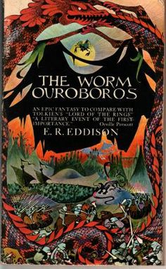 The Worm Ouroboros - Eric Rucker Eddison