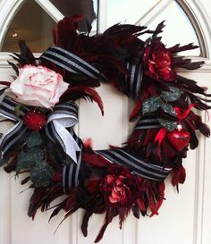 Breaking Dawn wreath