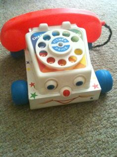 remember having this phone?