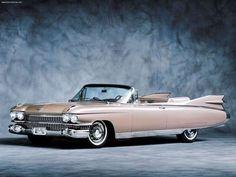 Cadillac Eldorado - Front Angle, 1959