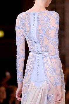 Temperley London Spring 2013 This dress is to die for