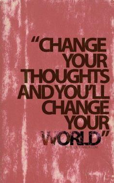 Life Changing....