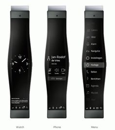 The Watch - SmartWatch Concept