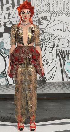 Mercedes-Benz Fashion Week Australia 2012 by Romance Was Born