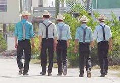 Mennonites :-)