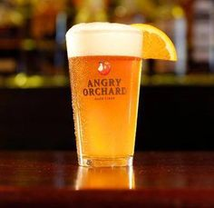 Apple Jack - Angry Orchard and Jack Daniels