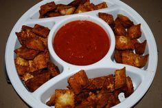 Fried Ravioli food oo, finger foodappet, fri ravioli