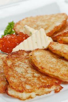 Delicious Leftover Mashed Potato Pancakes