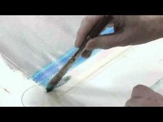 How to Paint Clouds with Lukas Watercolors