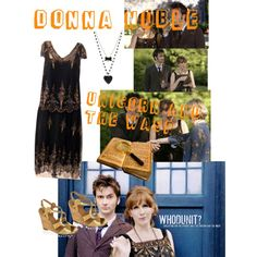 Donna noble unicorn and the wasp