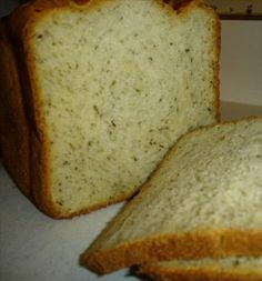 Garden Herb Bread (For the Bread Machine)