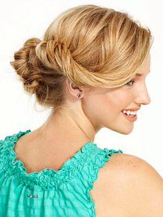 Prom Hairstyle Ideas - How Should I Wear My Hair for Prom - Seventeen