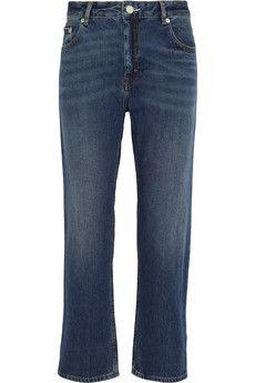 Acne Studios Pop cropped boyfriend jeans | NET-A-PORTER