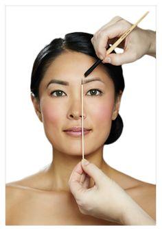 stuff, eyebrow, benefit cosmetics, makeup, brows, beauti, brow map, hair, benefit brow