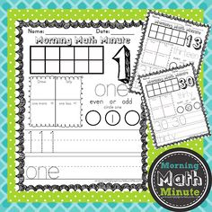 Quick practice to build math skills