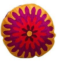 Fiesta Embroidered Pillow Collection - Pillows - Home Decor