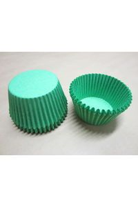 Grønne Muffinsforme. 45-50 stk grønne muffinsform, 4550 stk