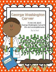 George washington worksheets 3rd grade