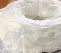 Low Fat Cream Cheese Frosting | Skinnytaste