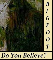Bigfoot Poll