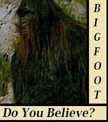 bigfoot poll