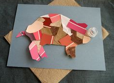 This craft goes with the story Mechanimals on MemeTales.