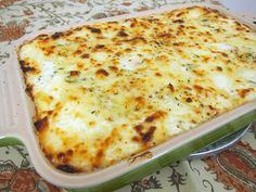 four cheese pasta alfredo