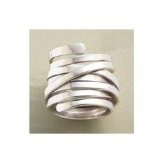 Wrap around ring