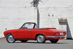 1965 Alfa Romeo Giulia Sprint GTC