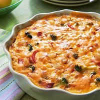 This Easy Breakfast Casserole is a great weekend meal. Get the recipe: http://www.bhg.com/recipes/recipedetail.jsp?recipeId=RU201731 easy brunch bakes, breakfast caserole, egg caserole recipes, easi breakfast, breakfast casserole, omelett, casserol recip, breakfast food, meal