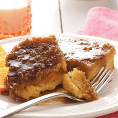 Caramel French Toast