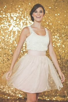 Sparkle Tulle Skirt  The Ava Skirt  Made to Order by ktjean, $95.00