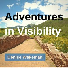 Did you hear the news? Adventures in Visibility is now available as a podcast in addition to being a live Hangout! http://AdventuresInVisibilityPodcast.com/  You can get it on iTunes, SoundCloud and Stitcher Radio. I'm in the process of adding prior episodes.  #podcast #AdventuresInVisibility #onlinevisibility #visibilitytip