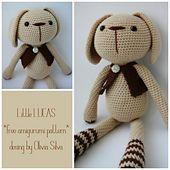 Ravelry: Little Lucas: Free Amigurumi Pattern pattern by Olivia Silva