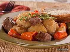 Southern Beef Stew | mrfood.com