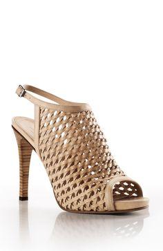 Woven Leather Natsumi Sandal