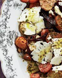 Warm Winter-Vegetable Salad Recipe