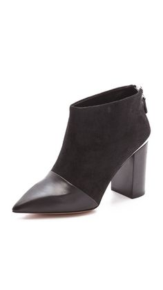 pointed toe beauties!  See by Chloe Pointed Toe Booties