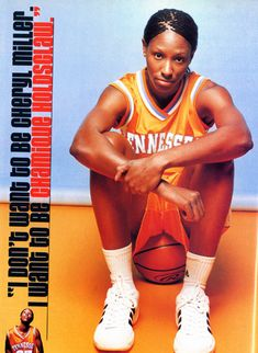 Best Lady Vol ever? Probably