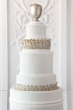 By Cake Opera Co. #Luxury #Wedding #Cake
