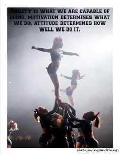 cheer inspiration on pinterest nike quotes cheer