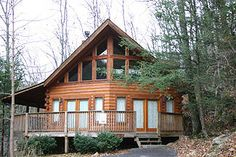 Pigeon Forge, TN: Pigeon Forge chalet rentals:  No Problem, Black Bear Ridge Cabin 160 is a 1 bedroom plus loft bedroom, 2.5 bath cabin located about 2 miles from downt... Vacation Rental