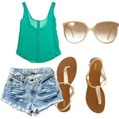 August 1st, created by saratoeppler on Polyvore