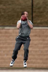Peyton Throwing in Denver