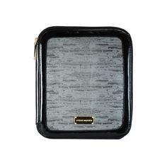 I love the Steve Madden Lizard Print iPad Case from LittleBlackBag