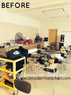Classroom Crashers! {and how you don't have to break the bank} | www.amodernteacher.com