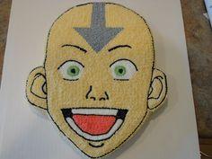 Cartoon Avatar cake