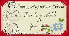 Sweet Magnolias Farm magnolias, decor inspir, farms, awesom blog, farm offer, farmer wife, sweet magnolia, magnolia farm, farmhous decor