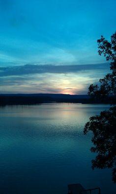 Lake Chickamauga TN